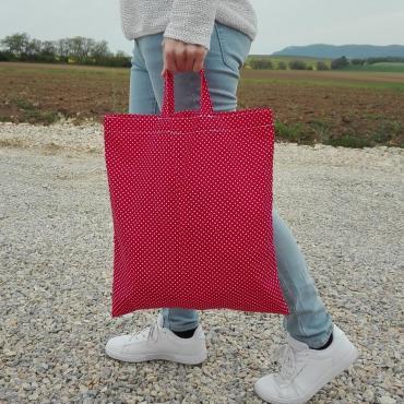 Nákupná taška Red
