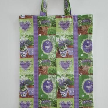 Nákupná taška Lavender malá