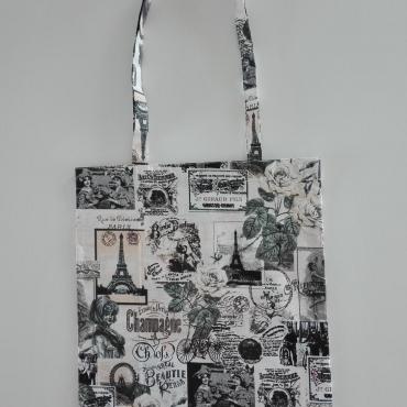Nákupná taška na plece
