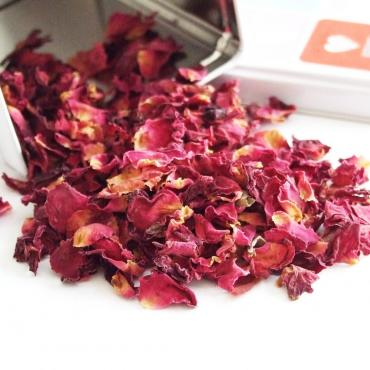 Kvet ruže (lat. Rosa Chinensis) 50 g