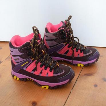 Detské trekové topánky Exitrek