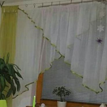 Záclona 6m. Möbelix