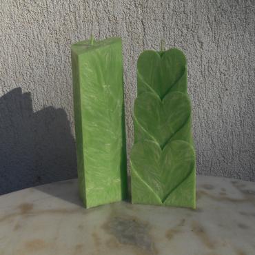 Sviečky z Palmového vosku